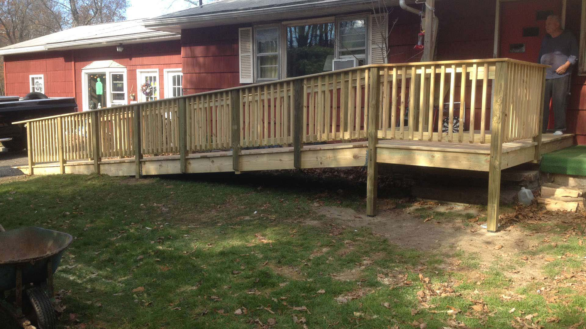 Stroudsburg Decks and Patios